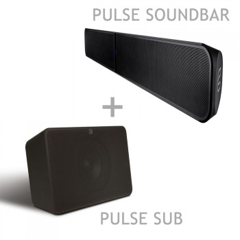 Bluesound PULSE SOUNDBAR SET